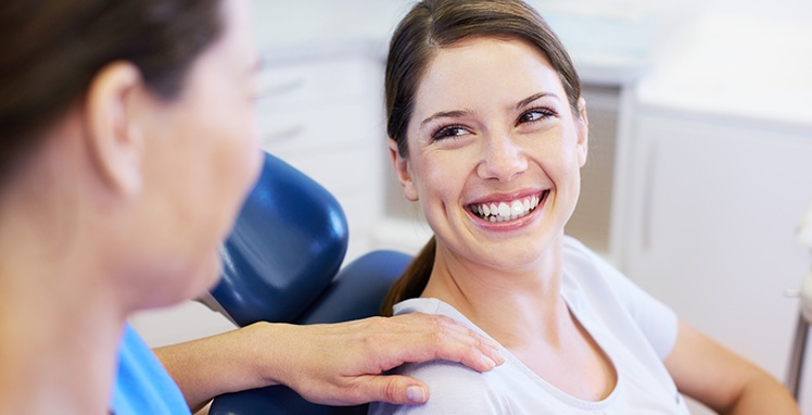 Dental Exams at Wolcott Smiles