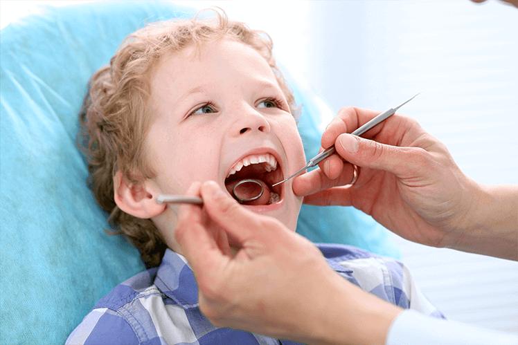 kids dentist in wolcott